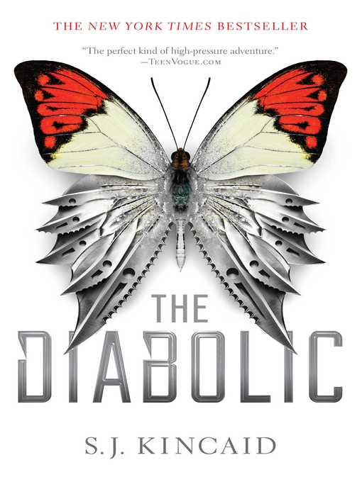 Title details for The Diabolic by S. J. Kincaid - Available